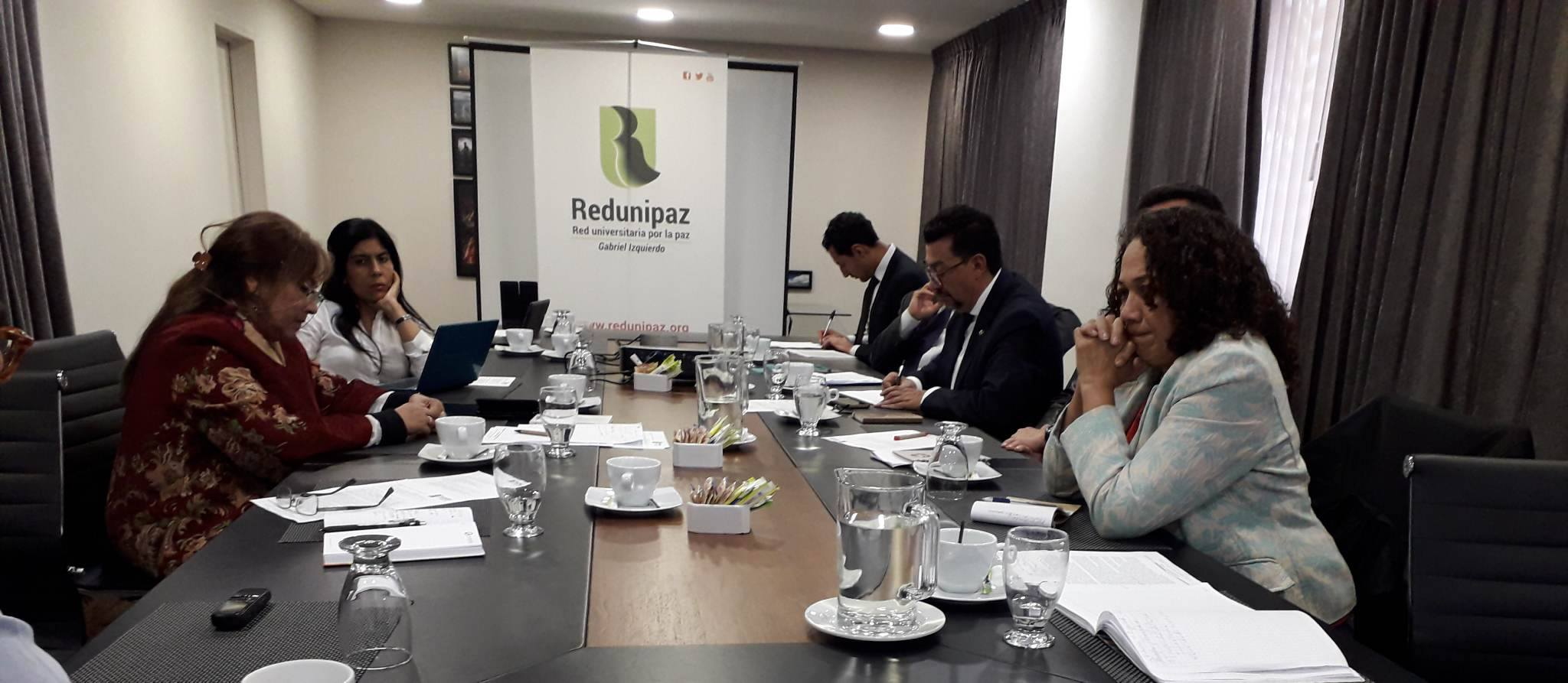 Planeación Nodos Redunipaz - Marzo 2019