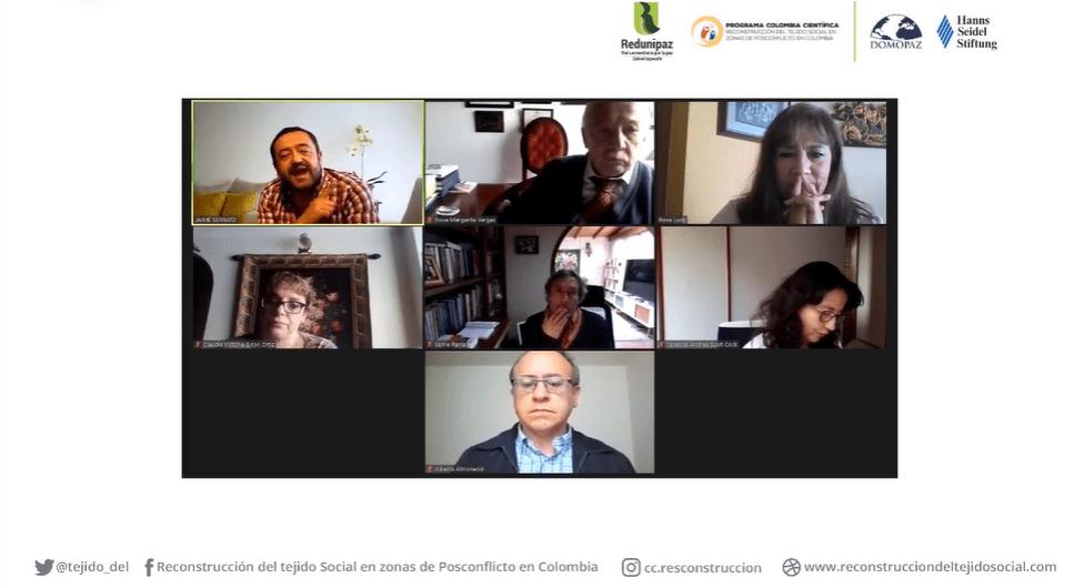 Octubre - Aprendizajes y retos de la construcción de paz