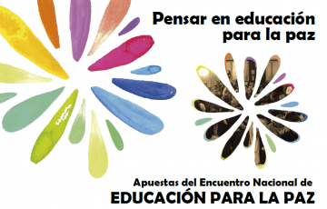 Pensar en educación para la Paz